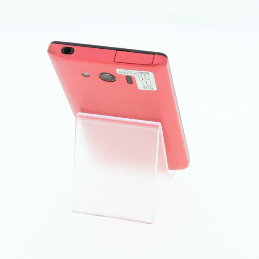 スマートフォン SoftBank 白ロム  303SH AQUOS PHONE Xx mini ビビットピンク