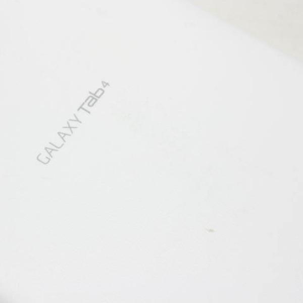 タブレット SoftBank 白ロム  403SC GALAXY Tab4 ホワイト