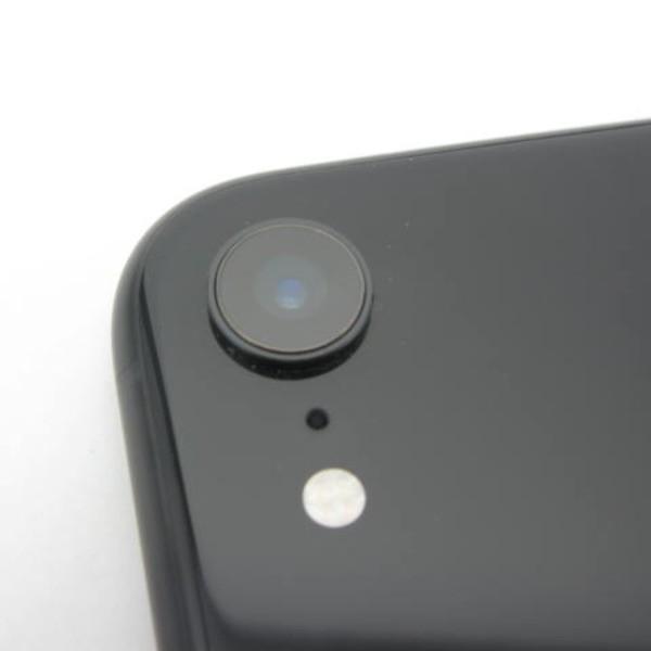 スマートフォン docomo 白ロム  docomo iPhoneXR 128GB ブラック