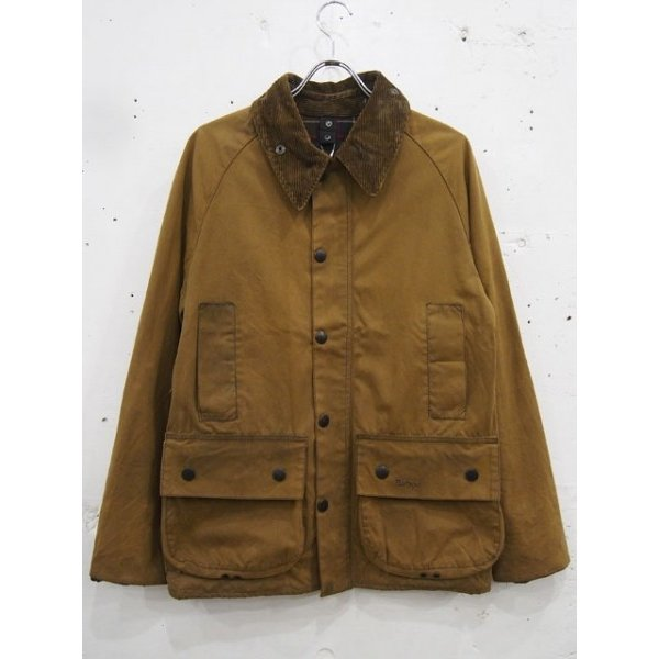 【yoused】Barbour resize & oilout / size 34 (#B)