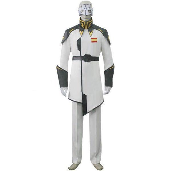機動戦士ガンダムSEED DESTINY Gundam Seed Rau Le Creuset コスプレ衣装