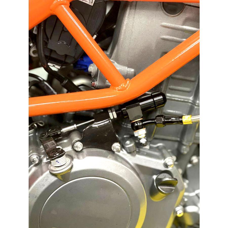 Frando 11NB 油圧クラッチシリンダー  S/L 12.7mm【正規輸入品】|garudaonlinestore|09