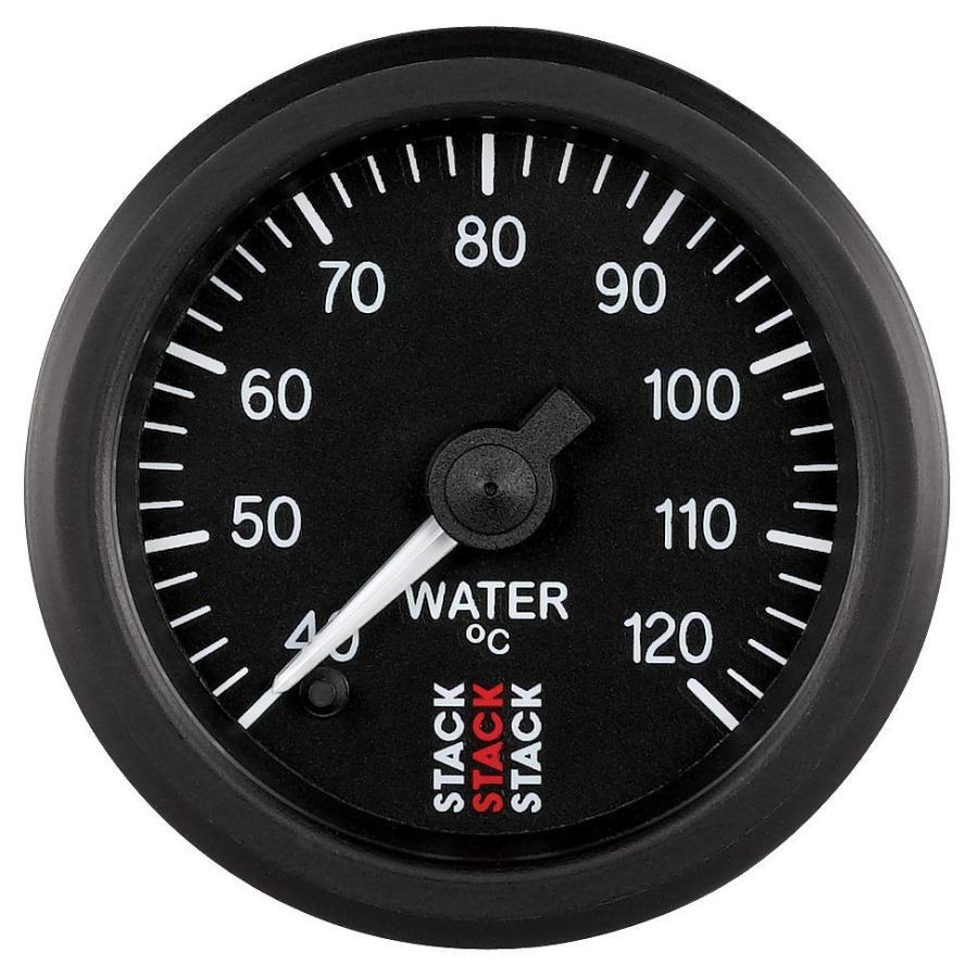 ST3307 水温計 安心の実績 高価 買取 強化中 新作入荷 40-120℃ STACK スタック ステッピング