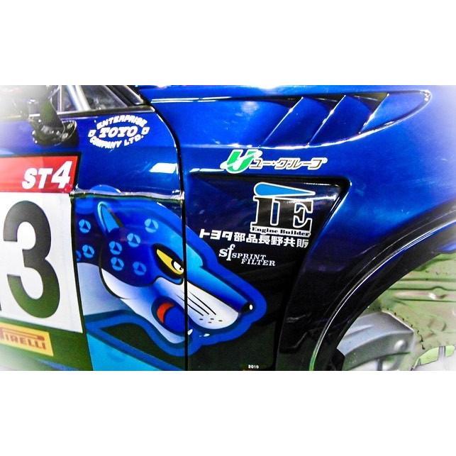 SPRINT FILTER【S1052S】日産 GT-R (R35) 用 純正交換タイプ乾式エアフィルター (1台分=2個set)|garudaonlinestore|13