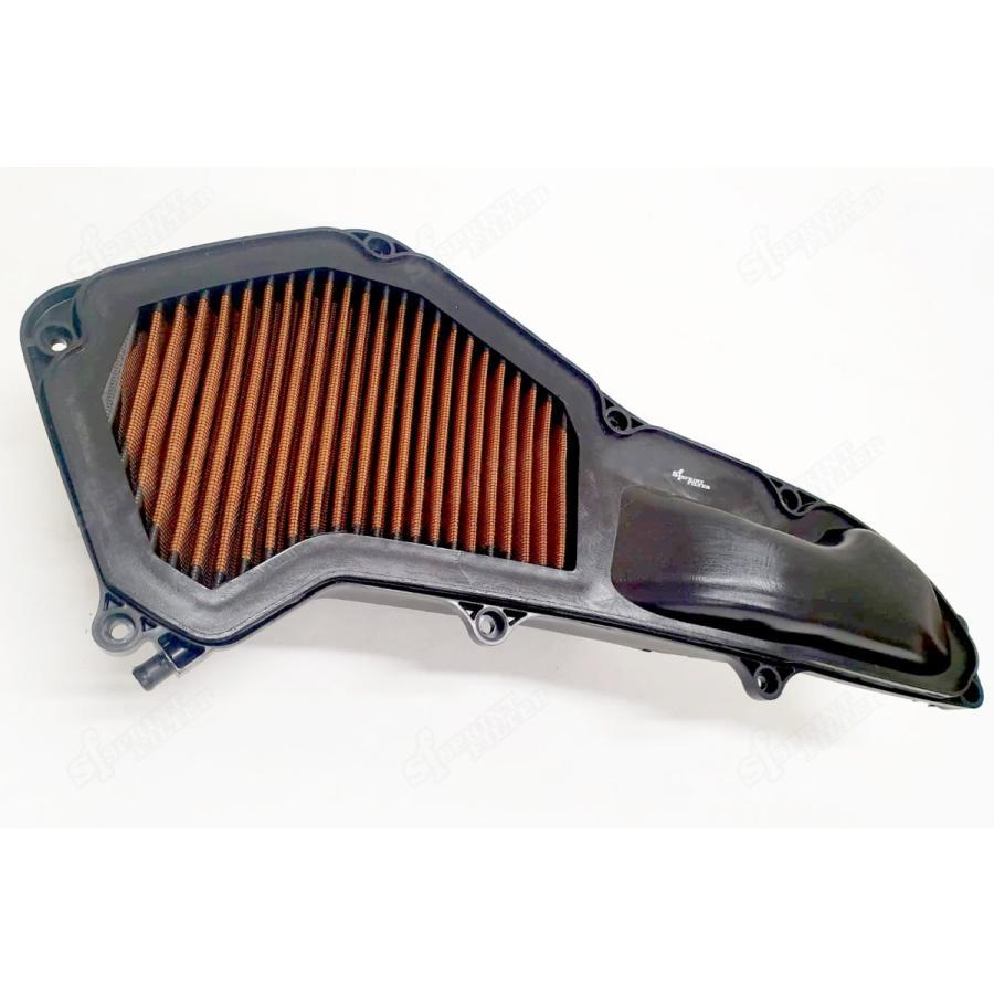 スプリントフィルター【PM178S】ホンダPCX125/150, ADV150 純正交換タイプ 乾式エアフィルター|garudaonlinestore|02