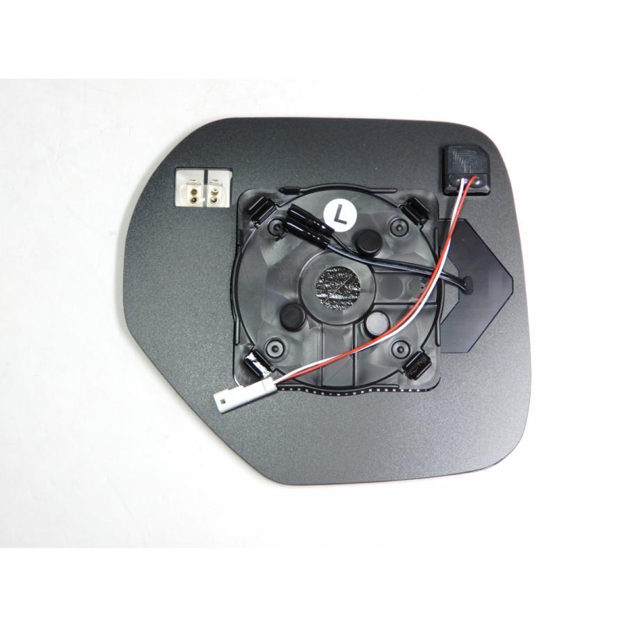 GARUDA BLLED MIRROR BMI-01BSM MITSUBISHI  DELICA D5【NEWデリカ D5】 用|garudaonlinestore|04