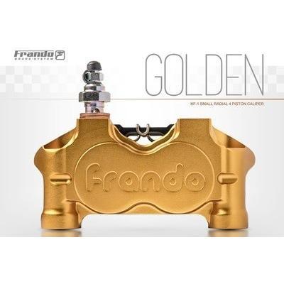 Frando HF-1 スモール4POTラジアルマウントキャリパー【正規輸入品】 garudaonlinestore 06