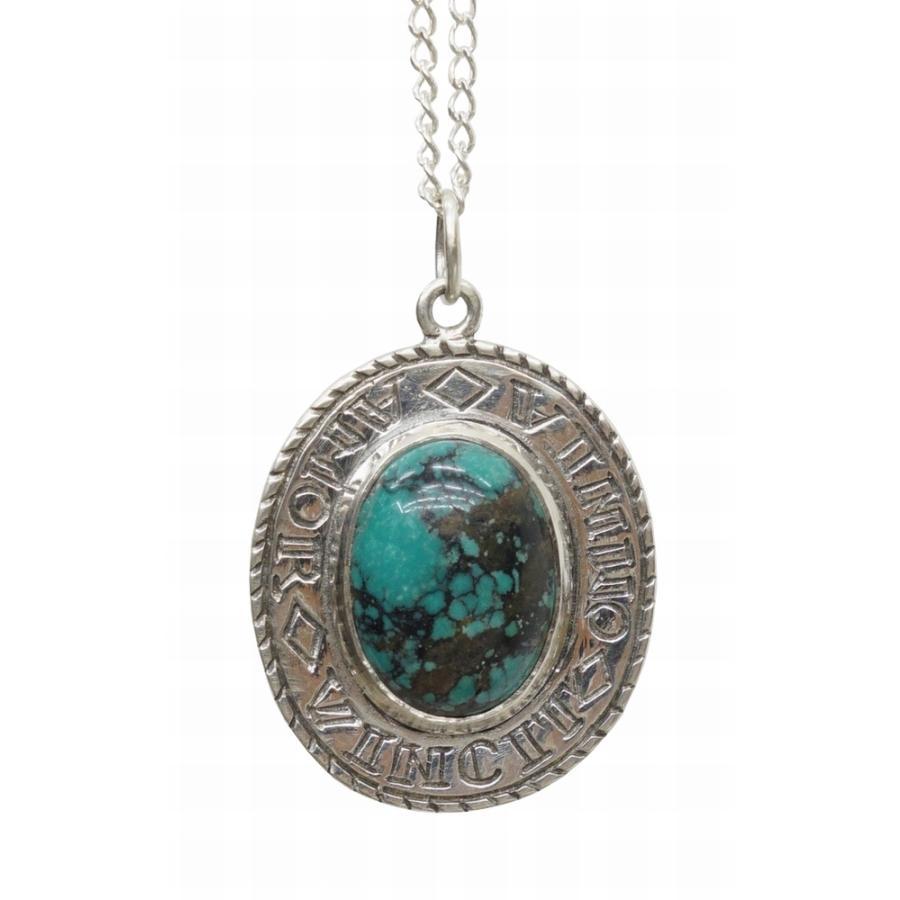 【激安】 LHN Jewelry(エルエイチエヌ ジュエリー) ハンドメイド Amor ネックレス necklace シルバー x Amor ユニセックス ターコイズ 米国製 メンズ レディース ユニセックス silver necklace, 紋別郡:3fbb18ea --- airmodconsu.dominiotemporario.com