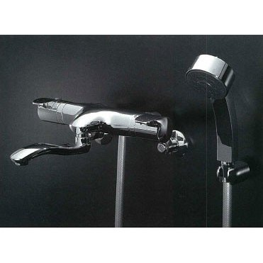 *KAKUDAI*173-215K サーモスタットシャワー混合栓 [寒冷地仕様]