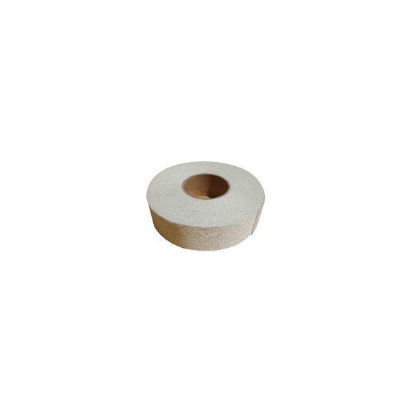 カットライン 仮ラインテープ 10巻 離型紙なし 50w×45m 白