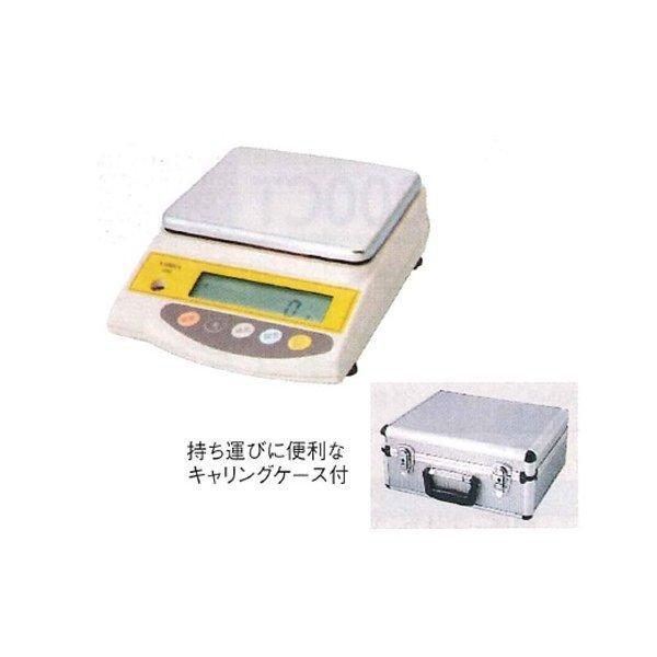 砂置換法用はかり GM-12K 12kg/0.5g 新光電子