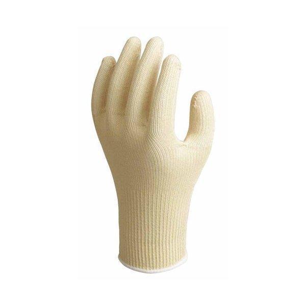 耐切創性シームレス手袋 ケミスターワイヤーフィット (60双入) NO521 ショウワグローブ