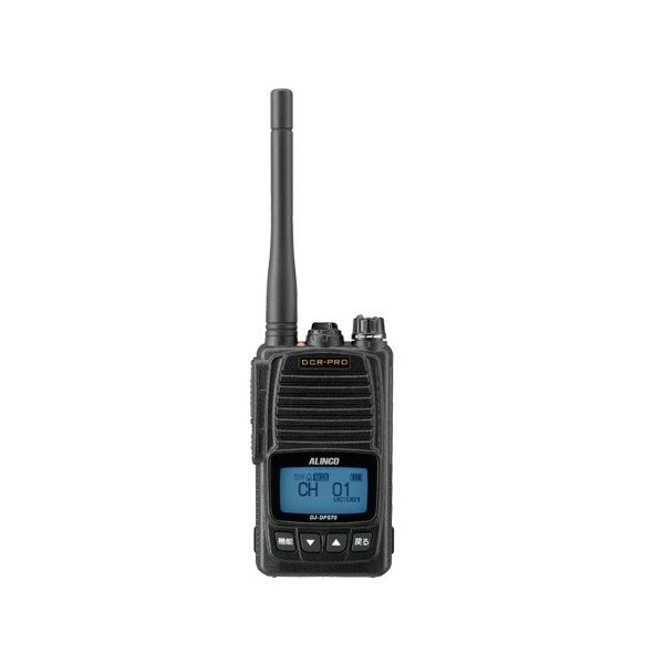 携帯型デジタルトランシーバー DJ-DPS70KA アルインコ