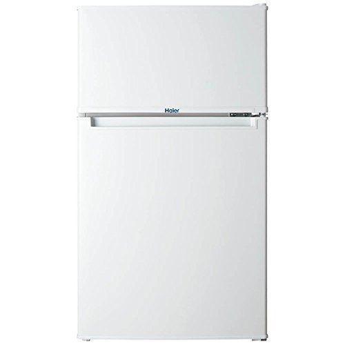 ハイアール 85L 一人暮らし 2ドア冷蔵庫 直冷式 右開き ホワイト JR-N85A-W|gbft-online