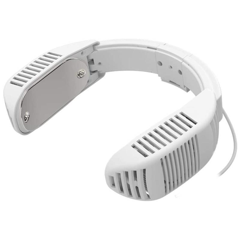 THANKO 初回限定 サンコー 割引も実施中 扇風機 サーキュレーター TK-NECK2-WH ネッククーラーNeo ホワイト