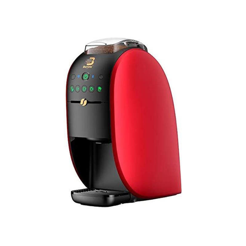 ネスレ Nestle コーヒーメーカー プレミアムレッド 卸直営 ネスカフェ ゴールドブレンド HPM9638-PR W ※アウトレット品 バリスタ