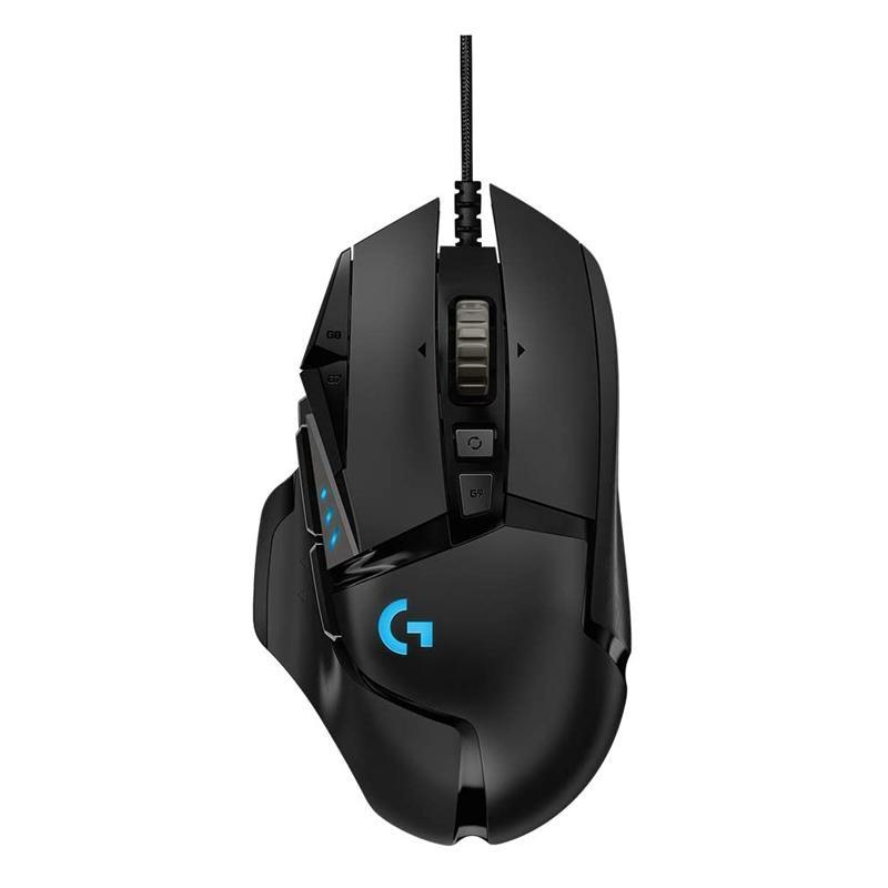ロジクール 人気激安 Logicool G502 情熱セール HEROハイパフォーマンス ゲーミング G502RGBhr マウスe