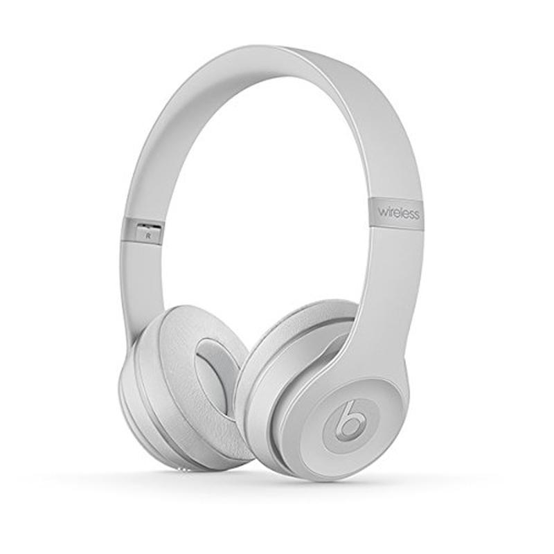 ビーツ エレクトロニクス Beats by Dr. Dre イヤホン ヘッドホン solo3 オンラインショップ wireless A 2020秋冬新作 マットシルバー MR3T2LL
