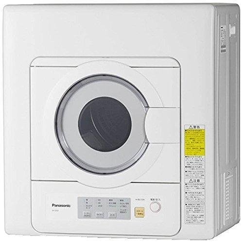 発売モデル パナソニック Panasonic 5.0kg 安心の定価販売 ホワイト 衣類乾燥機 NH-D503-W