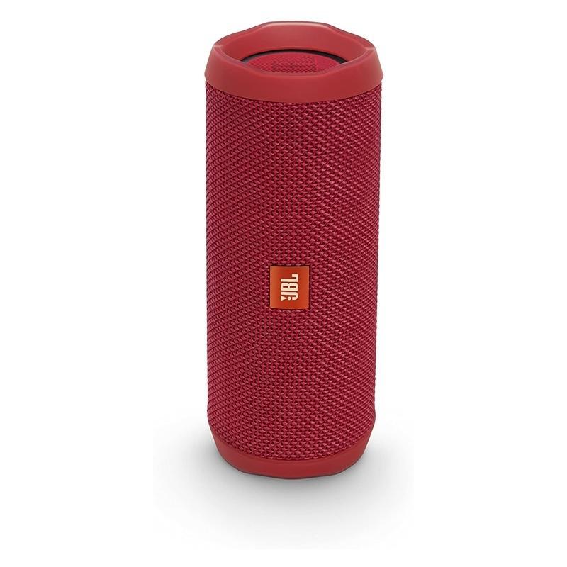 JBL FLIP 4 Red Portable Bluetooth Speaker