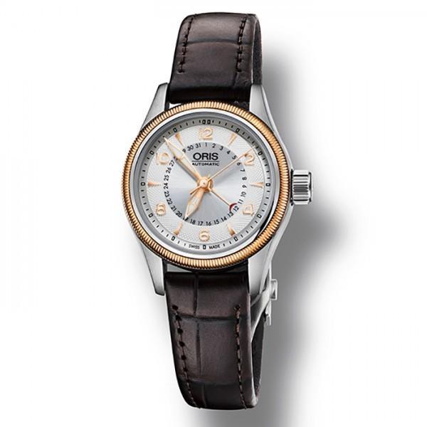 高品質 オリス ビッグクラウン ポインターデイト 594 7680 4361D シルバー文字盤 レディース 腕時計 シルバー文字盤 腕時計 594 新品, e-desho:f4a37a4f --- airmodconsu.dominiotemporario.com