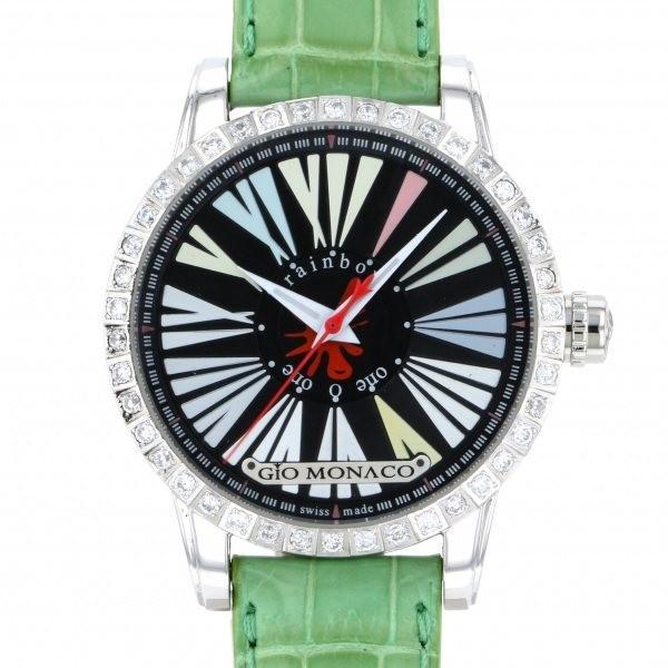 激安通販新作 ジオ・モナコ 新品 ワンオーワン レインボー 892A ブラック文字盤 メンズ ワンオーワン 腕時計 腕時計 新品, 築城町:0e2877a2 --- airmodconsu.dominiotemporario.com