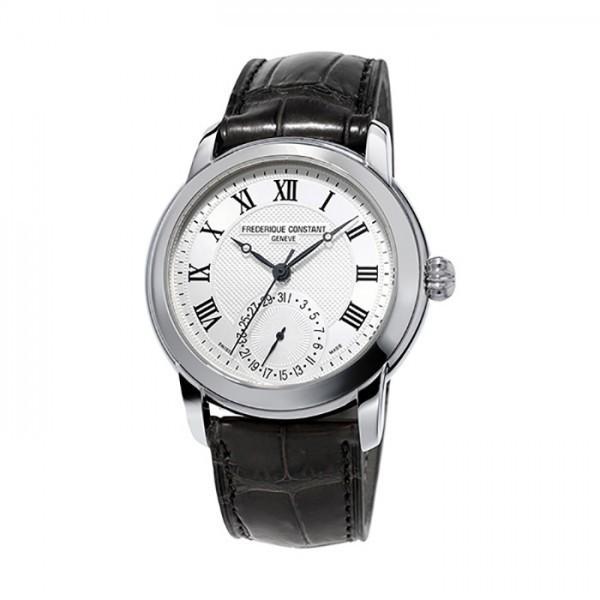 【送料関税無料】 フレデリック・コンスタント マニュファクチュール クラシック FC-710MC4H6 シルバー文字盤 メンズ 腕時計 新品, こうちけん a58eb3a5
