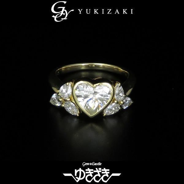 【最新入荷】 ユキザキセレクトジュエリー リング K18イエローゴールド ダイヤモンドリング - レディース ジュエリー 新品, BLOOM ONLINE STORE 4100ae5f