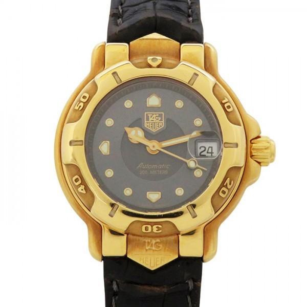 【人気ショップが最安値挑戦!】 タグ・ホイヤー レディース その他 6000シリーズ WH234 グレー文字盤 6000シリーズ レディース 腕時計 腕時計, ミナミカワチマチ:f6b70434 --- airmodconsu.dominiotemporario.com