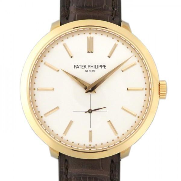 最低価格の パテック・フィリップ カラトラバ 5123R-001 シルバー文字盤 メンズ 腕時計 新品, ブランドステーション b736ee7c
