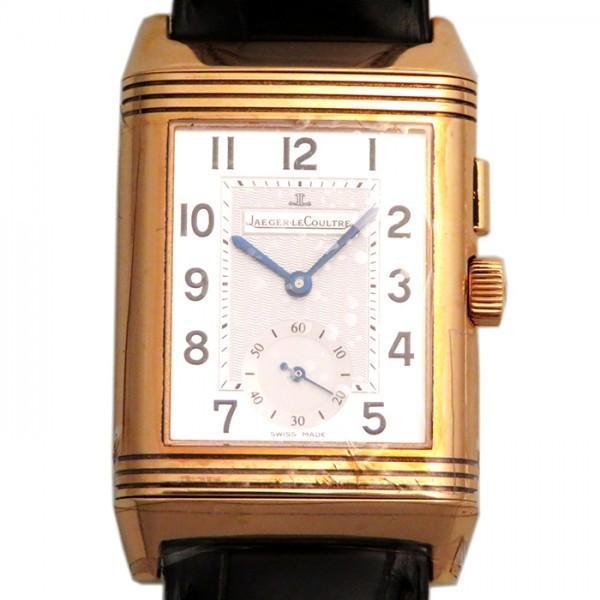 格安 ジャガー・ルクルト レベルソ デュオ Q2712510 シルバー文字盤 メンズ 腕時計 新品, beautycrew ab274f81