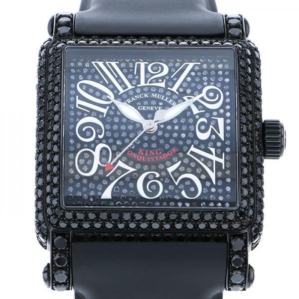 【高額売筋】 フランク・ミュラー コンキスタドール キング コルテス キング 10000K ケースブラックダイヤ 10000K メンズ SC NR D CD 全面ブラックダイヤ文字盤 メンズ 腕時計, プロキュアエース:e8a8f23c --- airmodconsu.dominiotemporario.com