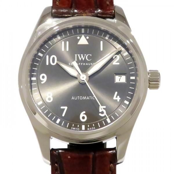 今季ブランド IWC パイロットウォッチ オートマティック グレー文字盤 腕時計 IW324001 グレー文字盤 IW324001 メンズ 腕時計 新品, 海老名市:c1b260f9 --- airmodconsu.dominiotemporario.com