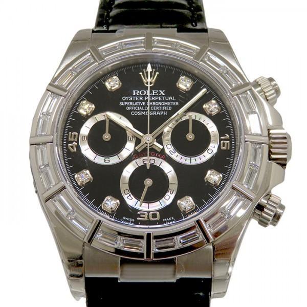お気に入りの ロレックス デイトナ 116589BR ブラック文字盤 116589BR デイトナ メンズ メンズ 腕時計 新品, シツキグン:19f6ebf8 --- airmodconsu.dominiotemporario.com