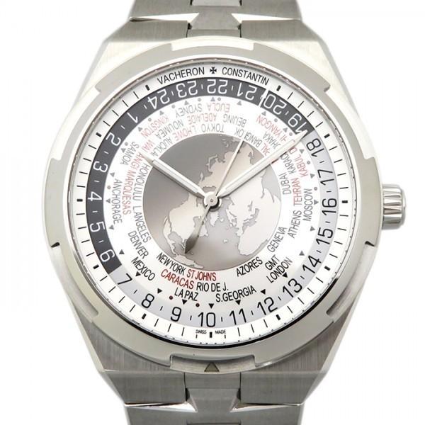 超歓迎された ヴァシュロン 腕時計・コンスタンタン メンズ その他 オーバーシーズ ワールドタイム 7700V/110A-B129 シルバー文字盤 新品 メンズ 腕時計 新品, エイブリー:2f738d5e --- airmodconsu.dominiotemporario.com