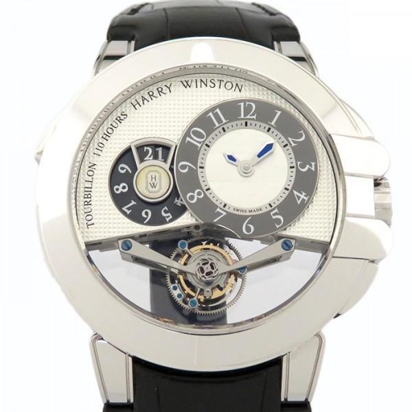 【超お買い得!】 ハリー オーシャン・ウィンストン オーシャン トゥールビヨンビッグデイト 腕時計 OCEMTD45WW001 新品 ホワイト文字盤 メンズ 腕時計 新品, ハクイグン:0d75e81f --- airmodconsu.dominiotemporario.com