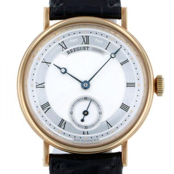 【良好品】 ブレゲ 腕時計 クラシック メンズ ツインバレル 5907BA/12/984 5907BA/12/984 シルバー文字盤 メンズ 腕時計, シラコマチ:3f1a9244 --- airmodconsu.dominiotemporario.com