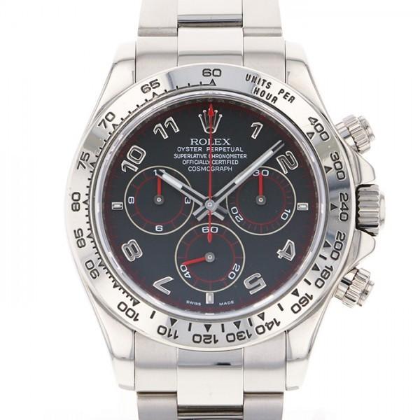 豪奢な ロレックス デイトナ デイトナ 116509 メンズ ブラックアラビア文字盤 メンズ 腕時計 腕時計, クチワチョウ:c91fad77 --- photoboon-com.access.secure-ssl-servers.biz