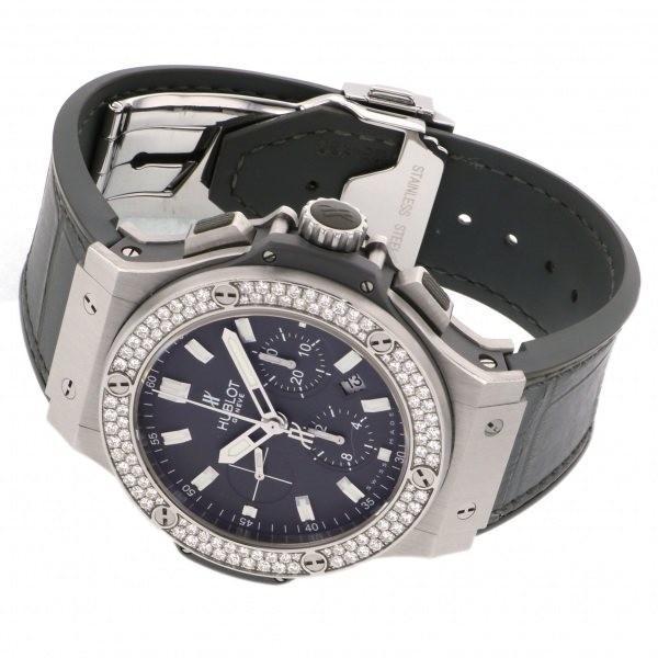 ウブロ HUBLOT ビッグバン アールグレイ ダイヤモンド 301.ST.5020.GR.1104 グレー文字盤 中古 腕時計 メンズ|gc-yukizaki|02