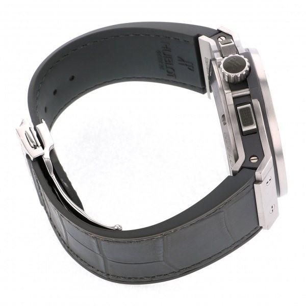 ウブロ HUBLOT ビッグバン アールグレイ ダイヤモンド 301.ST.5020.GR.1104 グレー文字盤 中古 腕時計 メンズ|gc-yukizaki|04