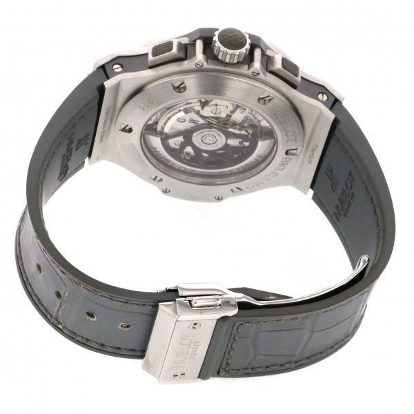 ウブロ HUBLOT ビッグバン アールグレイ ダイヤモンド 301.ST.5020.GR.1104 グレー文字盤 中古 腕時計 メンズ|gc-yukizaki|05