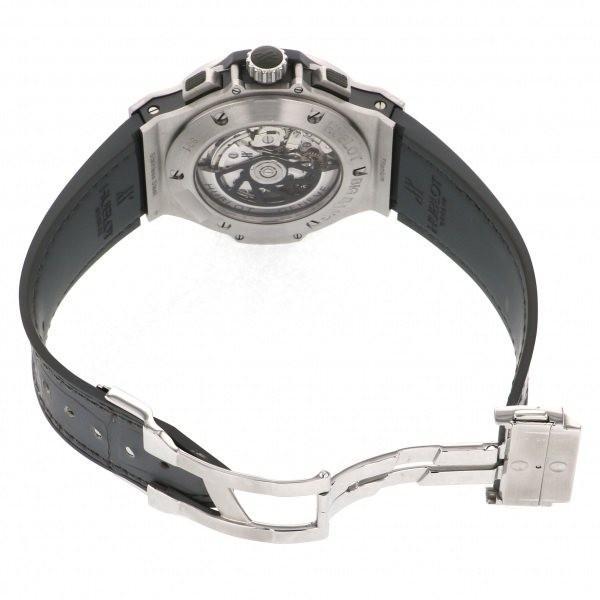 ウブロ HUBLOT ビッグバン アールグレイ ダイヤモンド 301.ST.5020.GR.1104 グレー文字盤 中古 腕時計 メンズ|gc-yukizaki|06