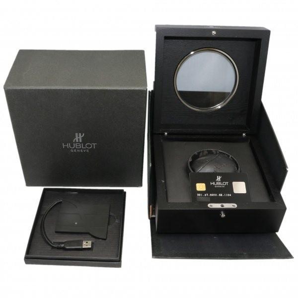 ウブロ HUBLOT ビッグバン アールグレイ ダイヤモンド 301.ST.5020.GR.1104 グレー文字盤 中古 腕時計 メンズ|gc-yukizaki|07