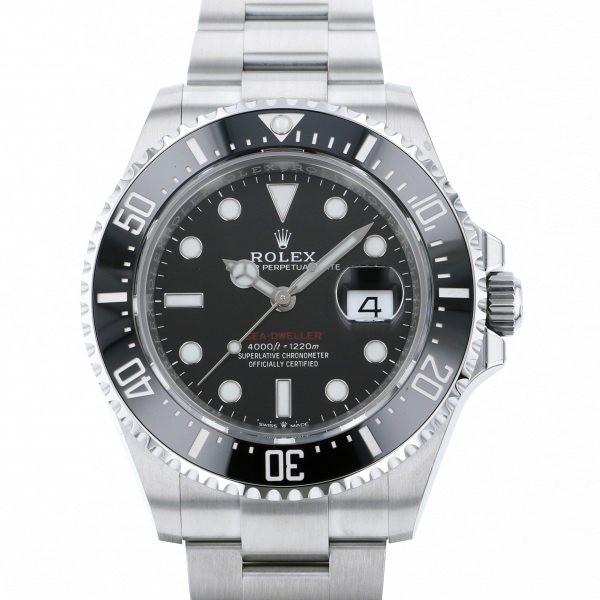 【楽天最安値に挑戦】 ロレックス シードゥエラー 新品 126600 ブラック文字盤 腕時計 シードゥエラー メンズ 腕時計 新品, 洞爺村:1fbc5cab --- airmodconsu.dominiotemporario.com