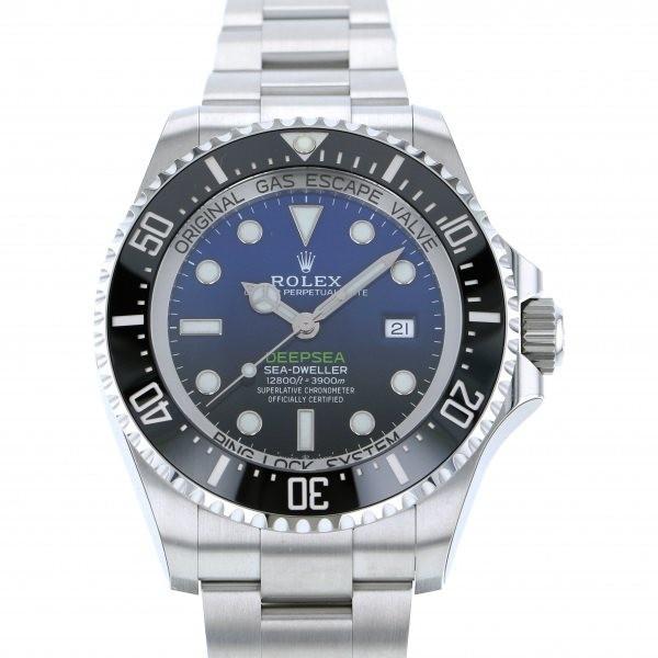 【超ポイント祭?期間限定】 ロレックス シードゥエラー ディープシー Dブルー 126660 Dブルー文字盤 メンズ 腕時計 新品, 富久屋本店 0017c6d9