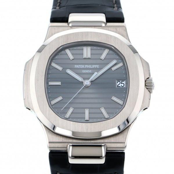 最先端 パテック・フィリップ メンズ 5711G-001 ノーチラス 腕時計 5711G-001 グレー文字盤 メンズ 腕時計, 正規品!:f4d6c37d --- airmodconsu.dominiotemporario.com