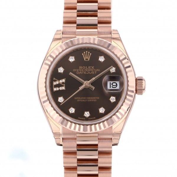 数量は多 ロレックス ロレックス デイトジャスト 28 279175G 新品 チョコレート文字盤 レディース 腕時計 腕時計 新品, 生地専門 UNISON TEX:0ea5bcb3 --- airmodconsu.dominiotemporario.com