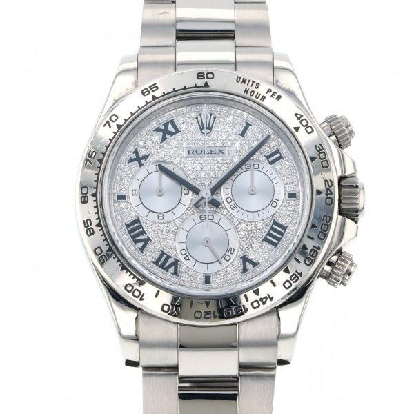 優先配送 ロレックス 腕時計 デイトナ 116509ZER デイトナ 全面ダイヤ文字盤 116509ZER メンズ 腕時計, Vision【ビジョン】:595a62eb --- airmodconsu.dominiotemporario.com