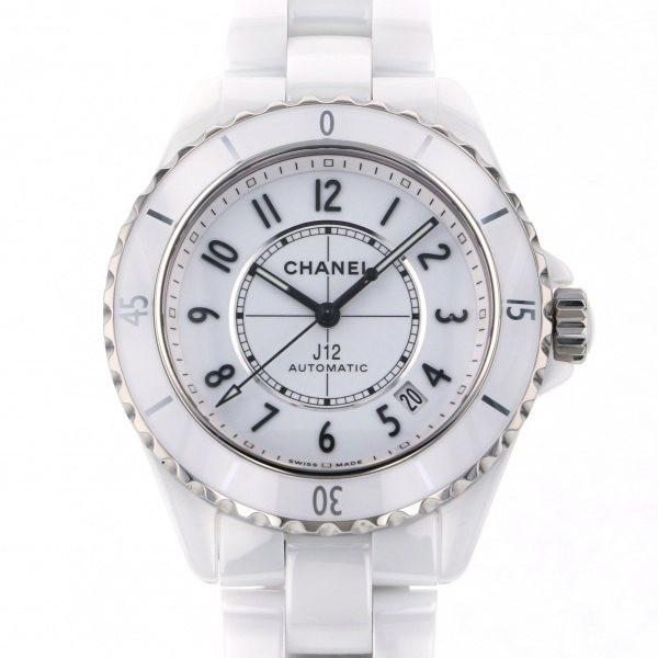 史上一番安い シャネル J12 J12 38mm H5700 腕時計 38mm ホワイト文字盤 メンズ 腕時計 新品, スターフィールズ:ec4824ef --- airmodconsu.dominiotemporario.com