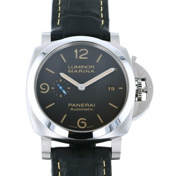 非常に高い品質 パネライ ルミノール マリーナ 1950 3デイズ オートマティック アッチャイオ PAM01312 ブラック文字盤 メンズ 腕時計 新品, ノナカ金物店 a0632e2d